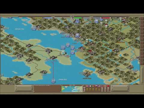 Strategic Command WWI - Breakthrough: Gameplay #6