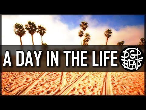 Summer West Coast G Funk Instrumental 2018: A Day In The Life