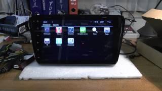 Штатное головное устройство Skoda  A7 Redpower 18007Bна android(, 2015-02-18T17:01:15.000Z)