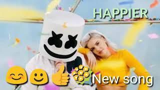 Marshmello ft. Bastille - Happier (Performance Video) NEW VIDEO