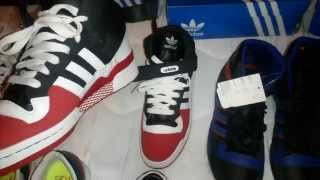 Classic oldschool adidas & fila review!