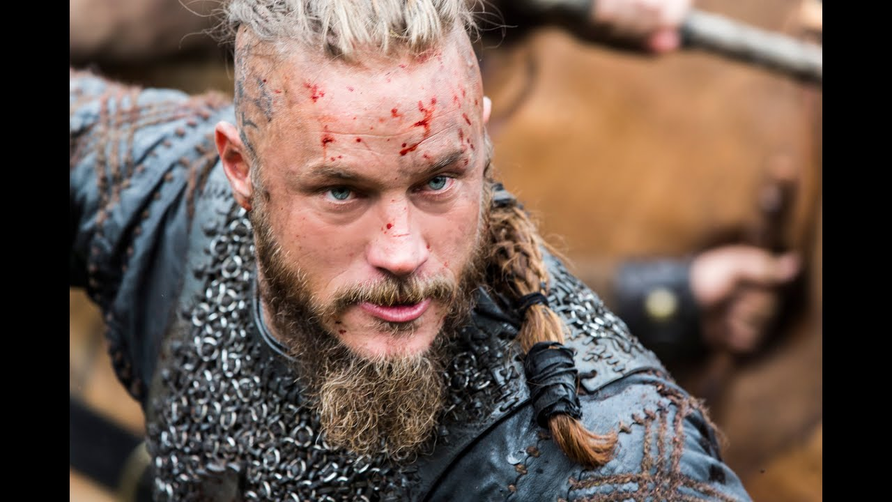 The Vikings : Ragnar Lothbrok  YouTube - Gay Hairstyle