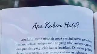"Download Video Story wa Terbaru (Tergalau) ""Apa Kabar Hati"" MP3 3GP MP4"