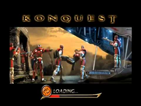 Mortal Kombat Armageddon - Getting The Konquest Relics (1-60)  - 1/3