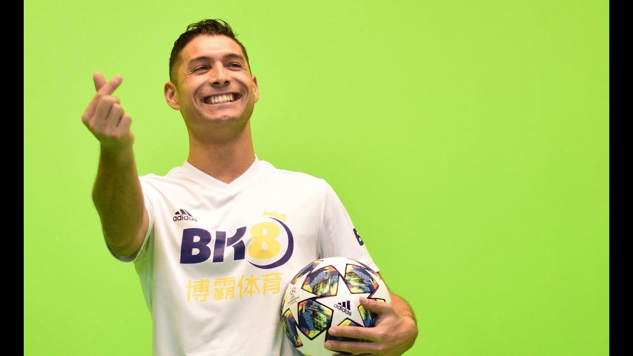 BK8 - Asian Soccer Promotion - YouTube