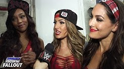 Team Bella is the total package: SmackDown Fallout, July 9, 2015