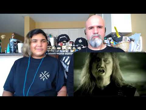 Enslaved - The Watcher [Reaction/Review]