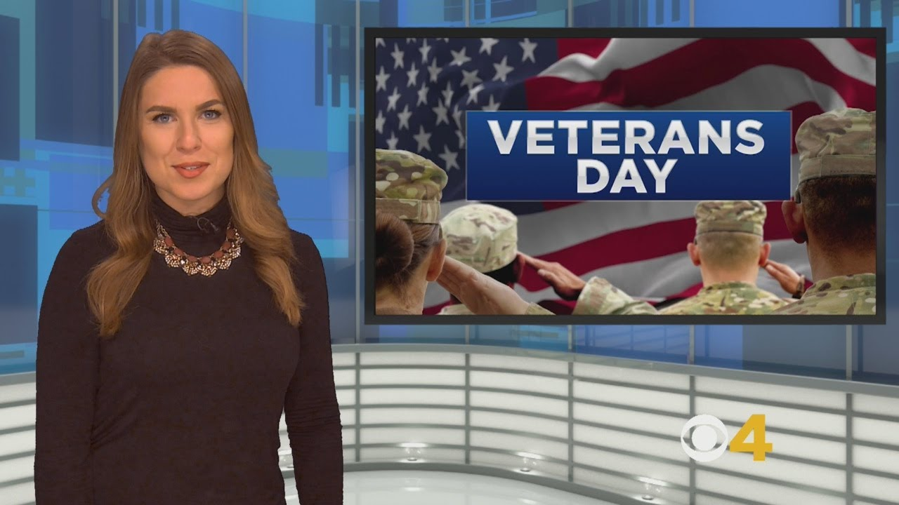 Local businesses offer free meals and deals in honor of Veterans Day