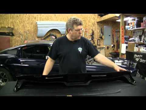 Episode 84 1967 1968 Mustang Cougar Dash Pad Autorestomod