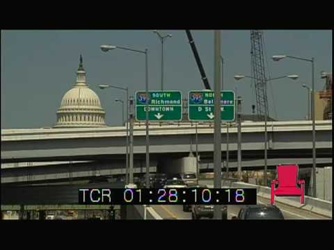 Freeway 395 signs