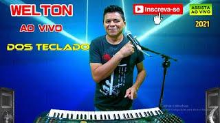 @WELTON DOS TECLADOS OFICIAL LIVE 68 só forró ao vivo banda de forró ao vivo só música nova CD novo