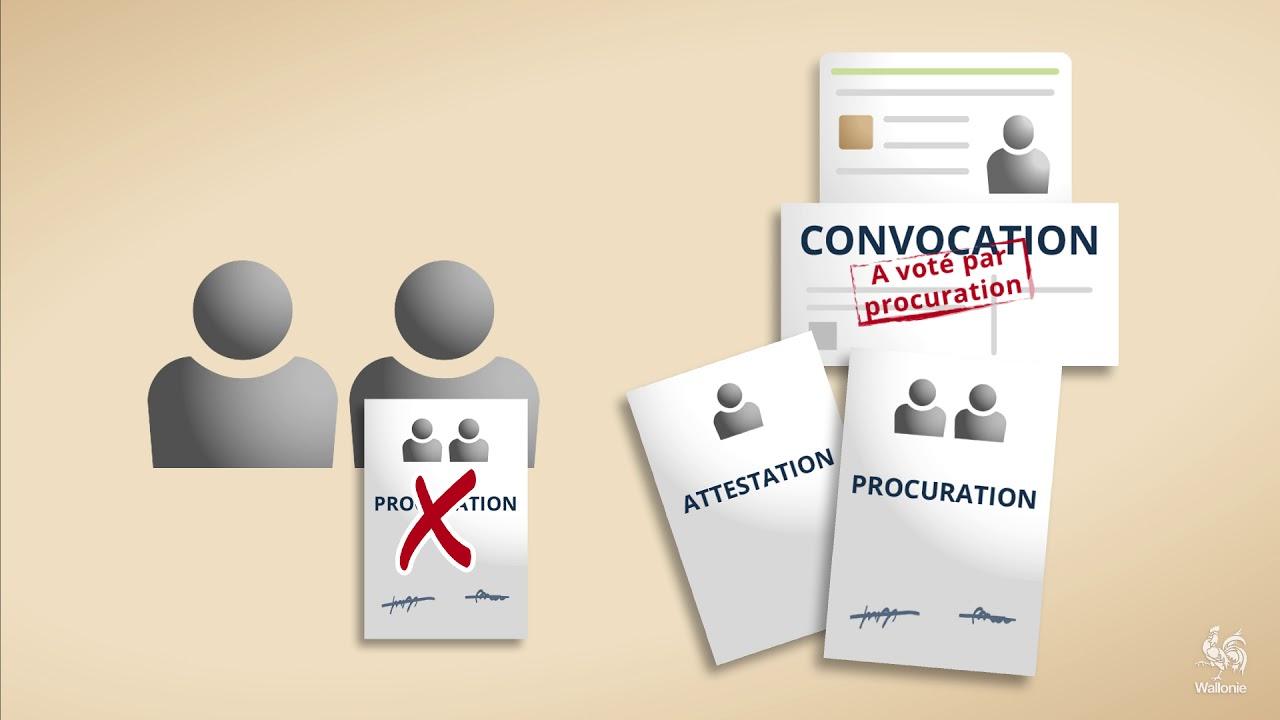 Elections communales et provinviales 2018 organisation - Remuneration bureau de vote ...