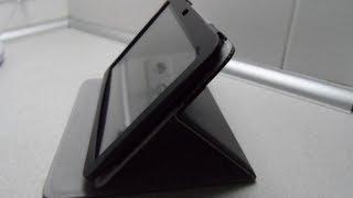Обзор качественного кожаного чехла-подставки для планшета Pipo M9 Pro (Aliexpress)