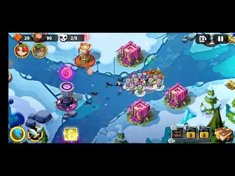 Game Hero Defense King || Chinh Phuc Stage 30 |