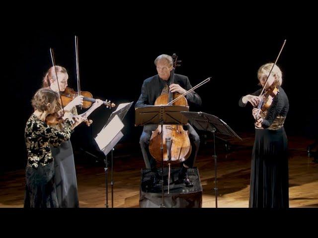 Debussy - String Quartet in G minor - ii.  Assez vif et bien rythmé (Mvt 2/4)