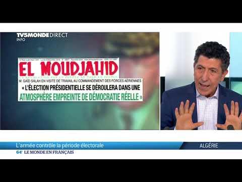 Algérie : l'omniprésence de l'armée dans les médias, la presse et à la télévision