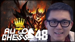 Overconfidence is a Slow and Insidious Killer | Amaz Auto Chess 48 (sponsored)