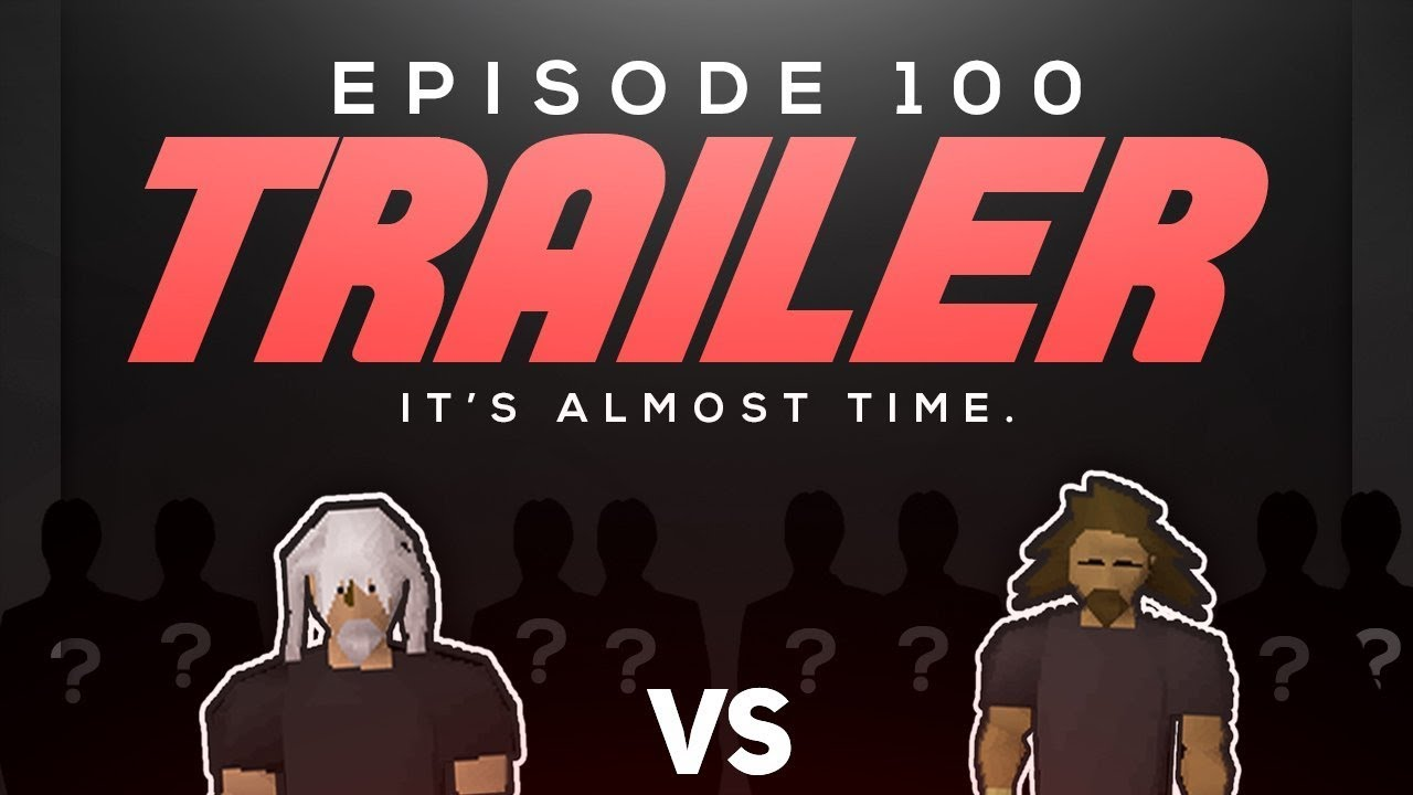Episode 100 Trailer - It's Almost Time
