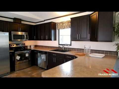 Winnipeg Mobile Home for Sale AV 661 16x60  YouTube