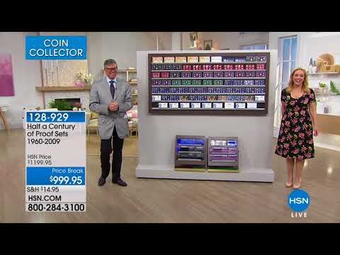 HSN | Coin Collector 04.07.2018 - 08 PM