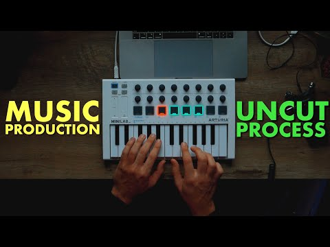 Music Production & Beat Making Process EXPLAINED