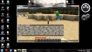 Repeat youtube video Minecraft Beta 1.3_01 - How to install More Creeps and Weirdos mod