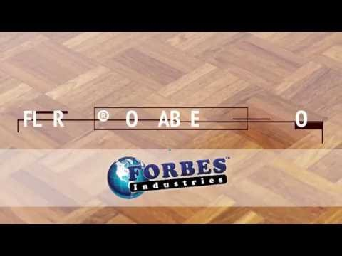 Florlok Dance Floor from Forbes Industries