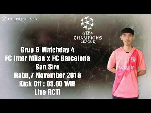 Champions league Inter Milan vs Fc Barçelona thumbnail
