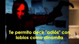 Marilyn Manson - Running To The Edge of The World (subitulada)