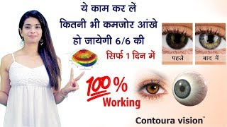 Latest Laser Technology Contoura Vision  Great Way to Improve Your Eyesight Without Glasses