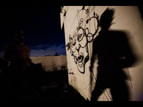 Graffiti Lecture: Indigenous City Culture