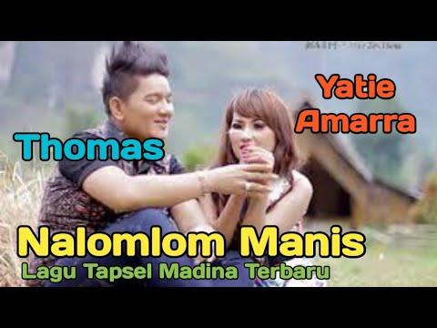 NALOMLOM MAANIS Voc. Yatie Amarra D'A Ft Thomas Dj. By Namiro Production. Lagu Tapsel Terbaru