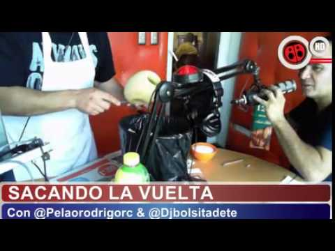 PELAO RODRIGO//MELON CON VINO RADIO CAROLINA