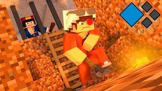 МЕНЯ ЗАСТАВИЛИ РЫТЬ СЕБЕ ЯМУ В ТЮРЬМЕ! ЖИЗНЬ ЗЕКА В МАЙНКРАФТЕ! Minecraft Prison