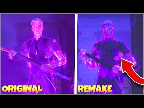 We Recreated the Midas Revenge ( Fortnitemares 2020 ) Trailer | Recreating Fortnite Trailers pt.21