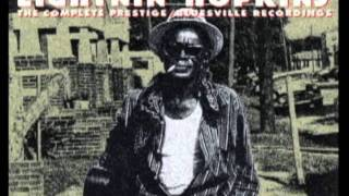 Rainy Day Blues By Lightnin Hopkins