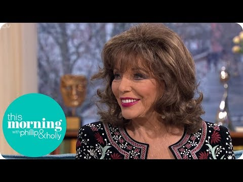 Dame Joan Collins on Her New UK Tour | This Morning