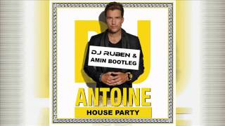 DJ Antoine vs Mad Mark feat. B-Case & U-Jean - House Party (Radio Edit) [HQ 320k]
