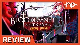 Bloodrayne Betrayal Fresh Bites Review - Noisy Pixel
