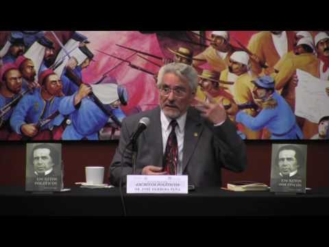 Presentación del libro: Escritos políticos de Melchor Ocampo