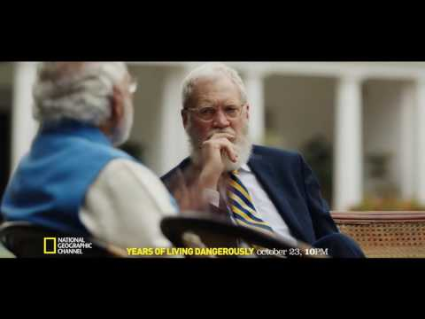 Must Watch: PM Modi's interview to David Letterman about climate change on October 23, 2016
