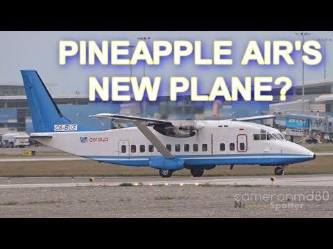 Pineapple Air Departure| Ex Deraya | Shorts 360 | C6-BUS | Nassau,Bahamas