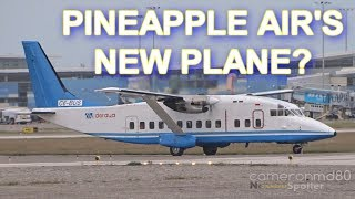 Pineapple Air Departure| Ex Deraya | Shorts 360 | C6-BUS | Nassau,Bahamas