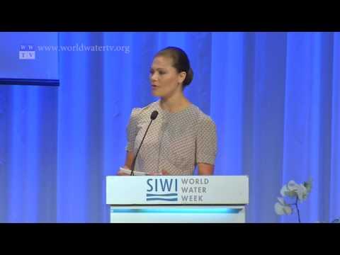 HRH Crown Princess Victoria, Swedish SDG Ambassador