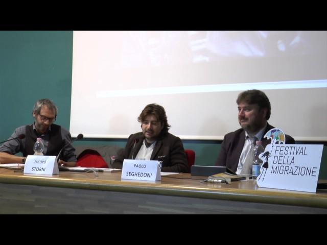 Festival della migrazione 2016 -  intervento Jacopo Storni - seconda parte