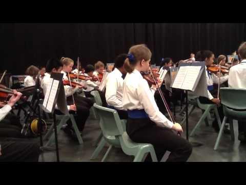 Ironside State School Senior Strings Orchestra