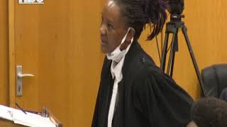 Judgement in Law Society, Sisa Namandje case to be delivered on 24 July-NBC