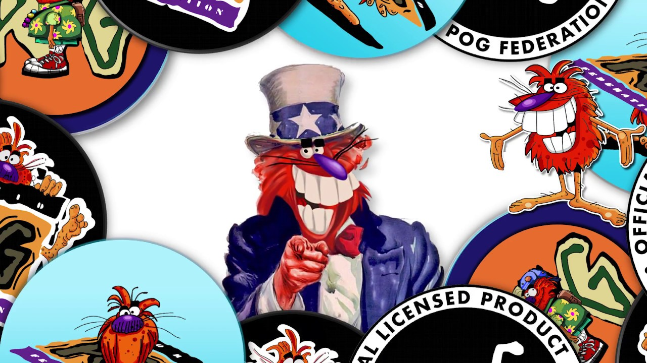POGs are coming back, but this time they are going mobile