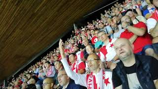 Slavia Praha - Girondins Bordeaux 1-0 Highlights