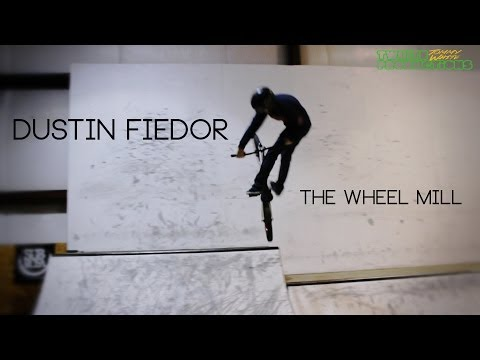 Dustin Fiedor at The Wheel Mill
